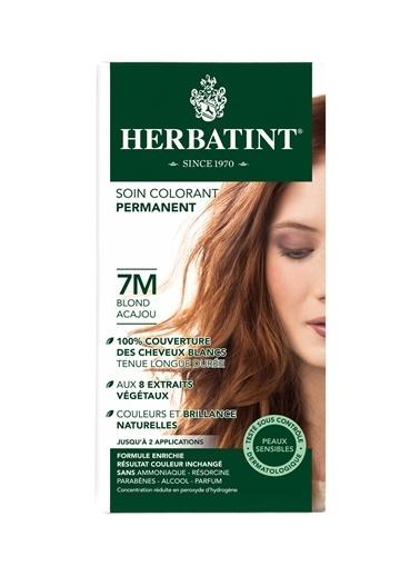 Herbatint Herbatint 7M Blond Acajou  Saç Boyası Renksiz